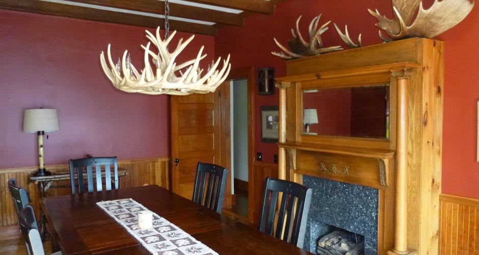 Dining Room Main Floor