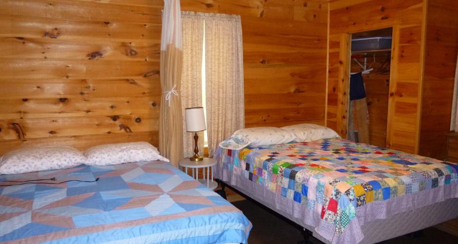 River Bedroom