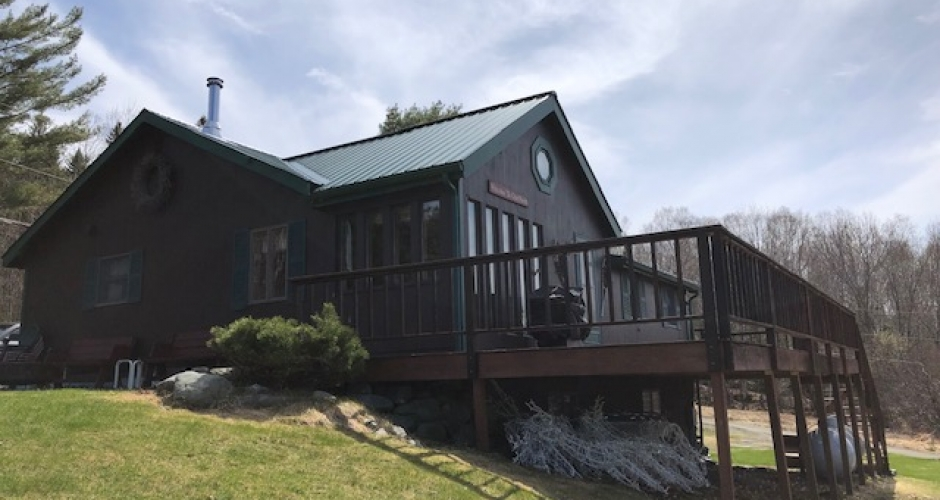 Lodge at Moosehead Lake, sleeps 14
