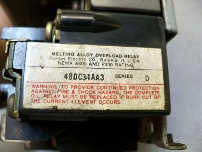 Size-0-Furnas-48DC31AA3-Starter-14BP32AA-Ser-B-6