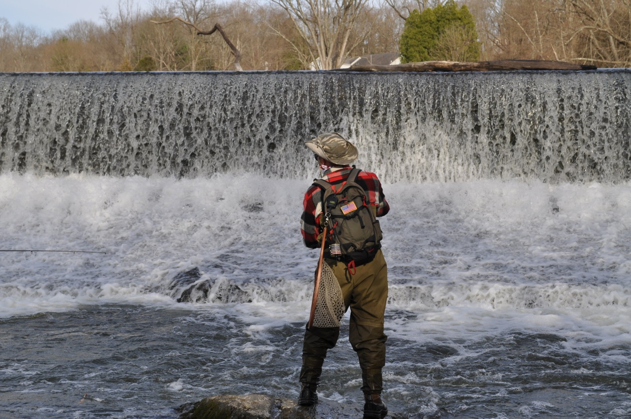 The pequest moose knuckle fly fishing for Ll bean fishing