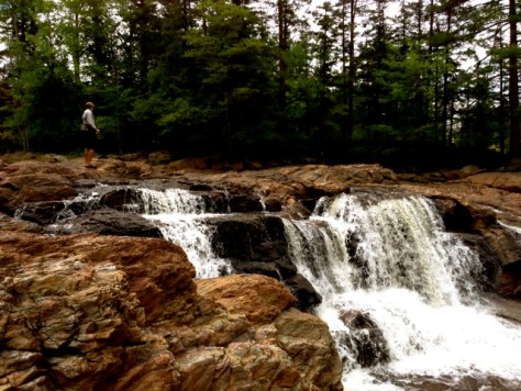 waterfall adk