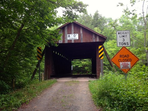 Covered bridges of Sullivan County.