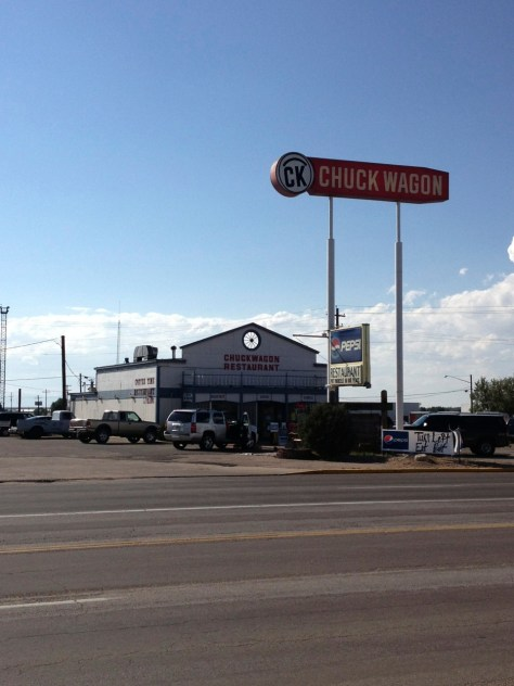 Stop here in Laramie for Prime Rib or Chicken Fried Steak.