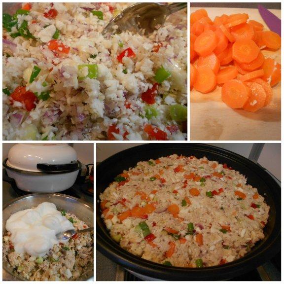 pita od mesa i povrca priprema