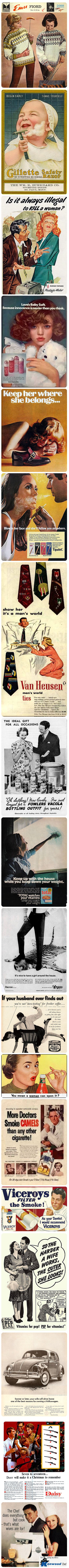 Vintage-Advertisements-That-Would-Totally-Be-Banned-Today