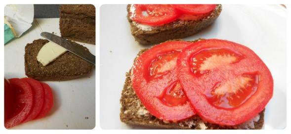 sendvic sa hlebom bez kvasca i brasna