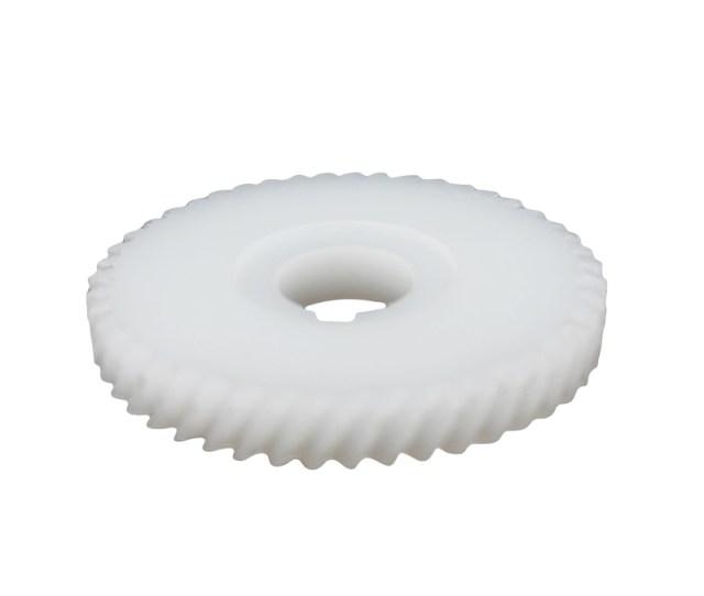Plastic Gear Module 1 Z Shape Helical