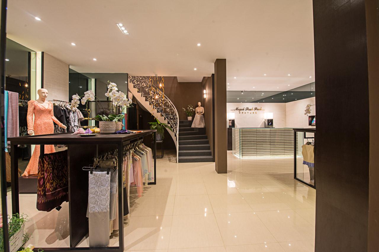 Mogok Pauk Pauk Fashion Boutique House Mopa Design