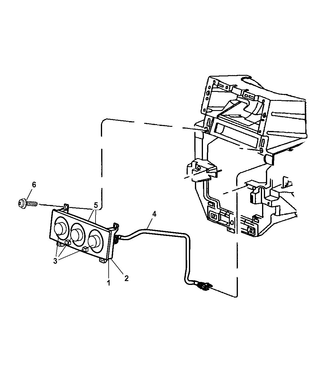 Jeep Grand Cherokee Control Heater And Air Conditioner