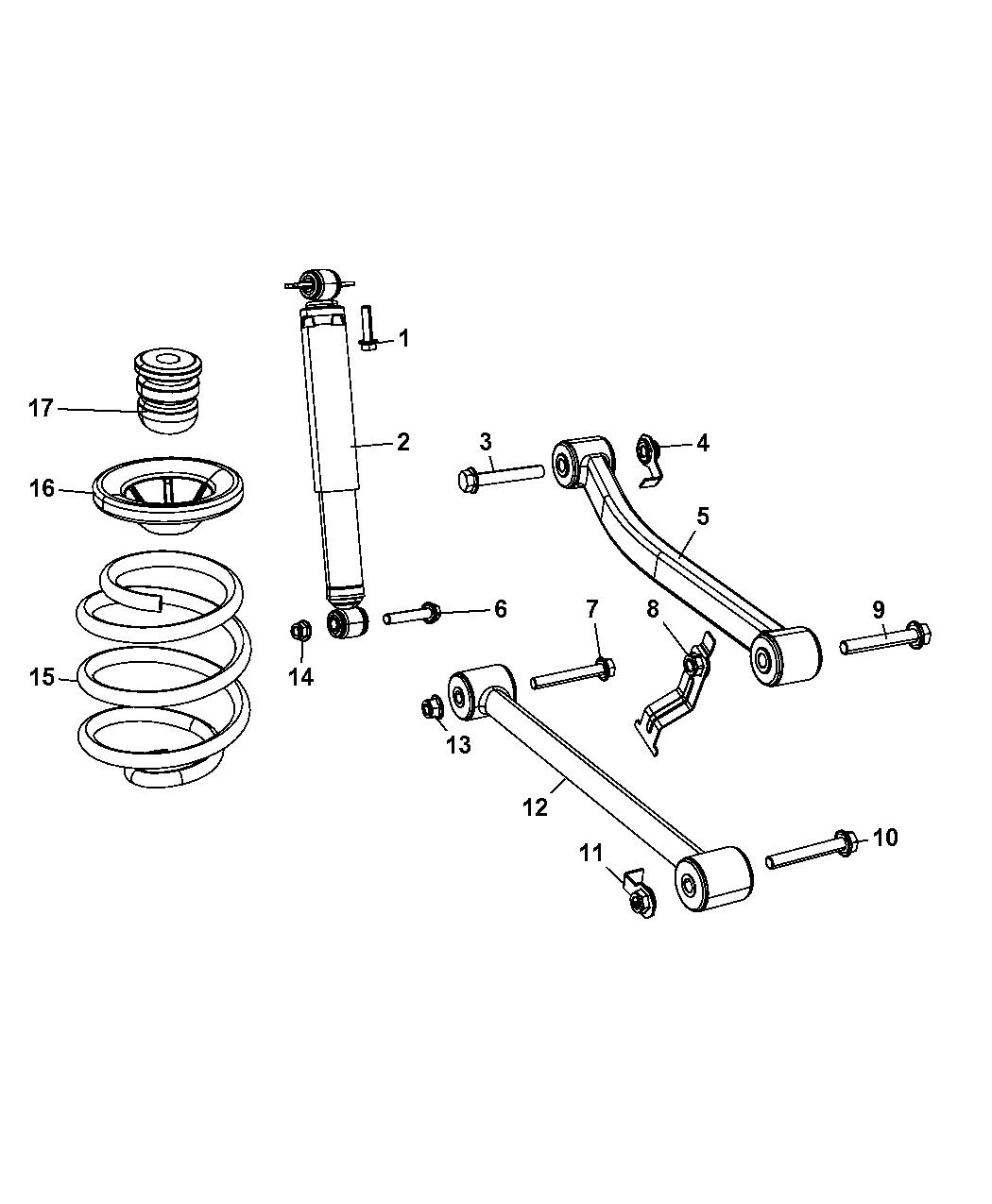 Jeep Wrangler Suspension