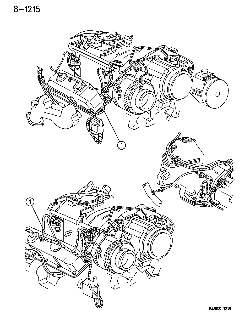 Dodge Ram Van Wiring