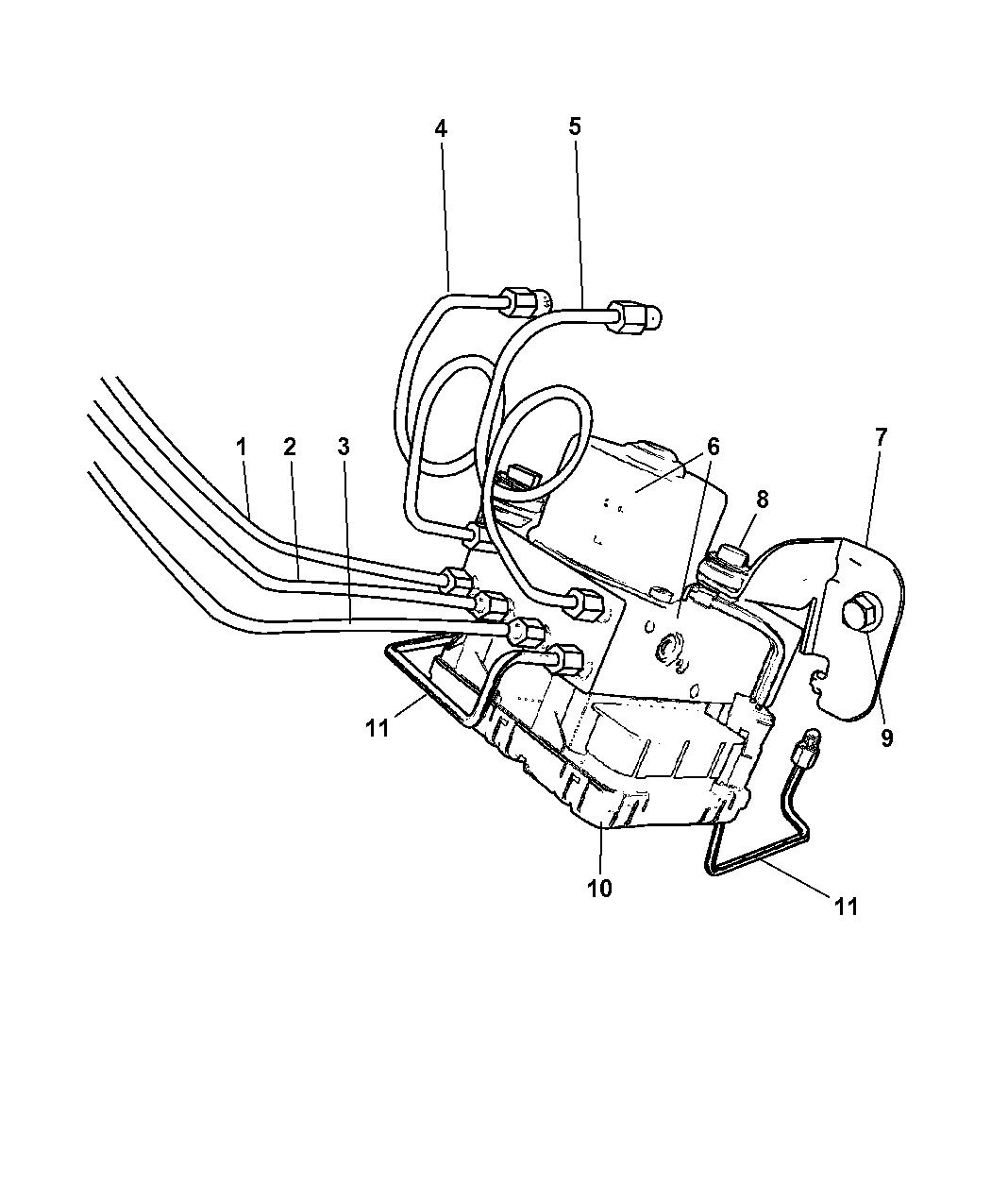 Dodge Neon Anti Lock Brake Control
