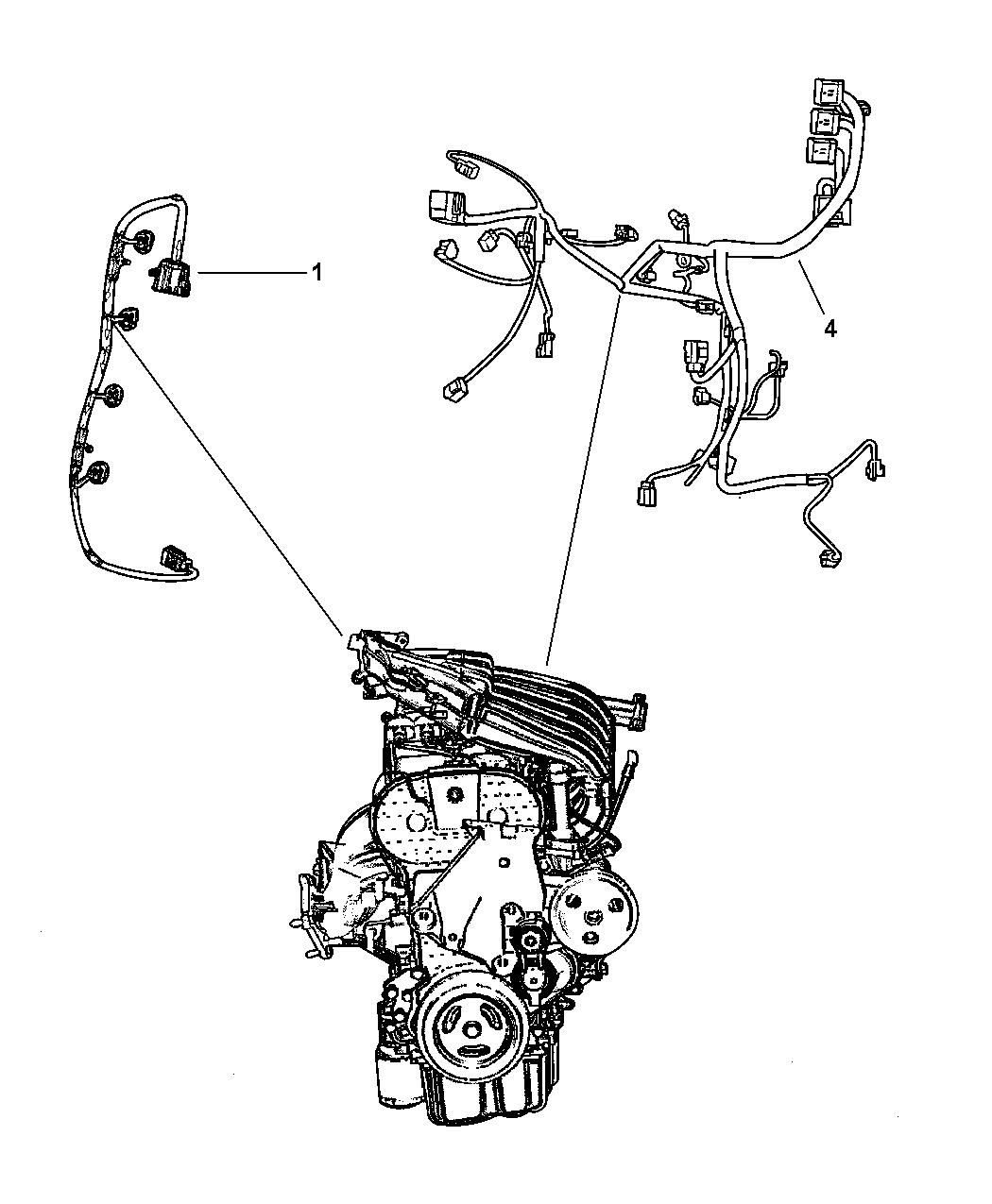 Chrysler Crossfire Wiring