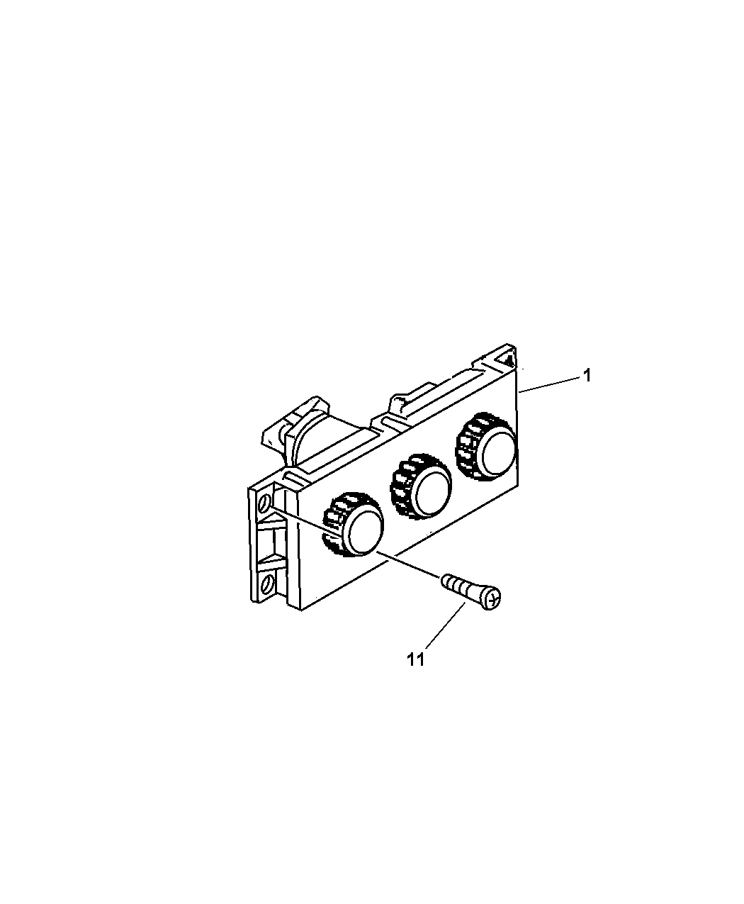 Jeep Cherokee Control Heater And Air Conditioner