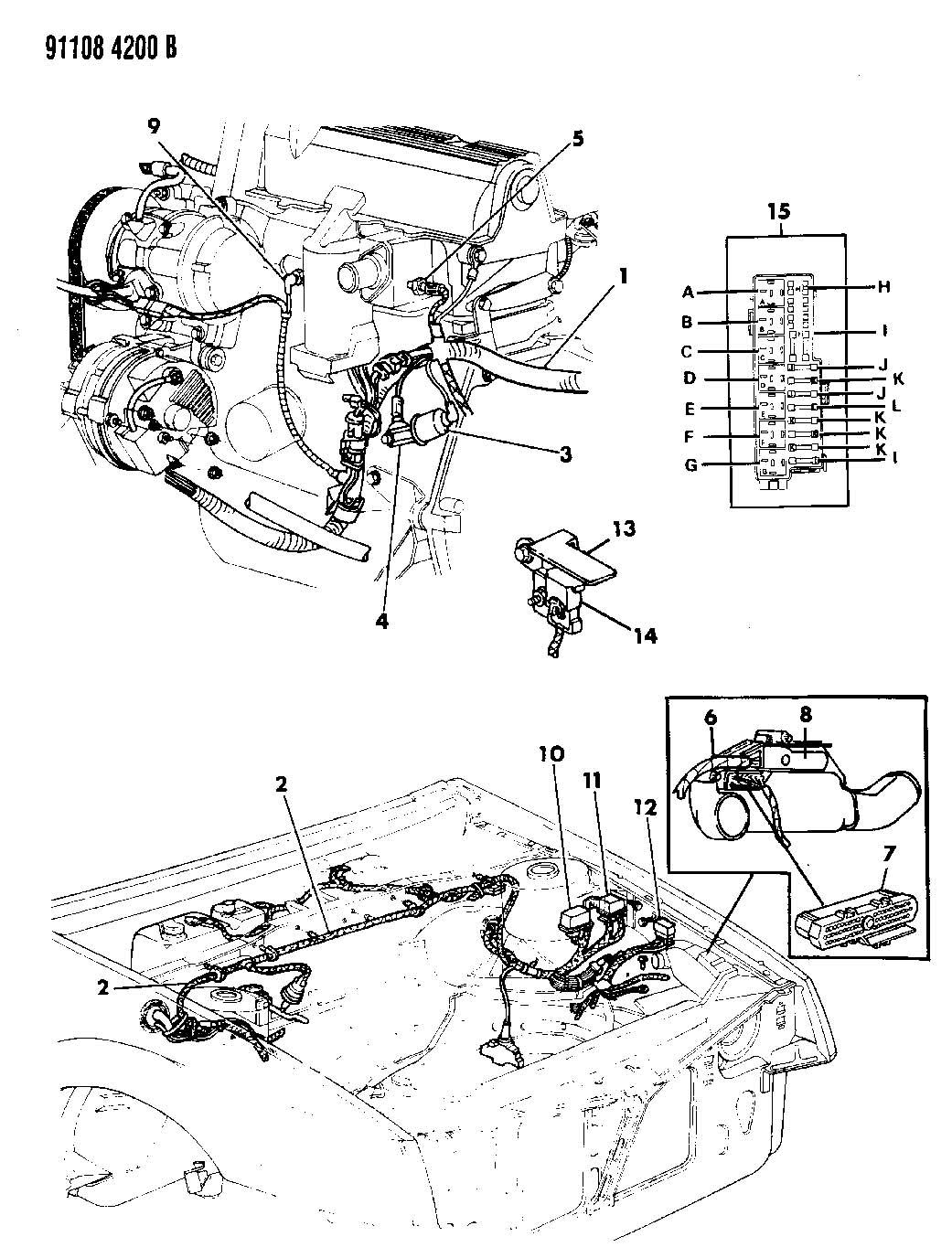 Dodge Grand Caravan Coolant Temp Coolant Temp