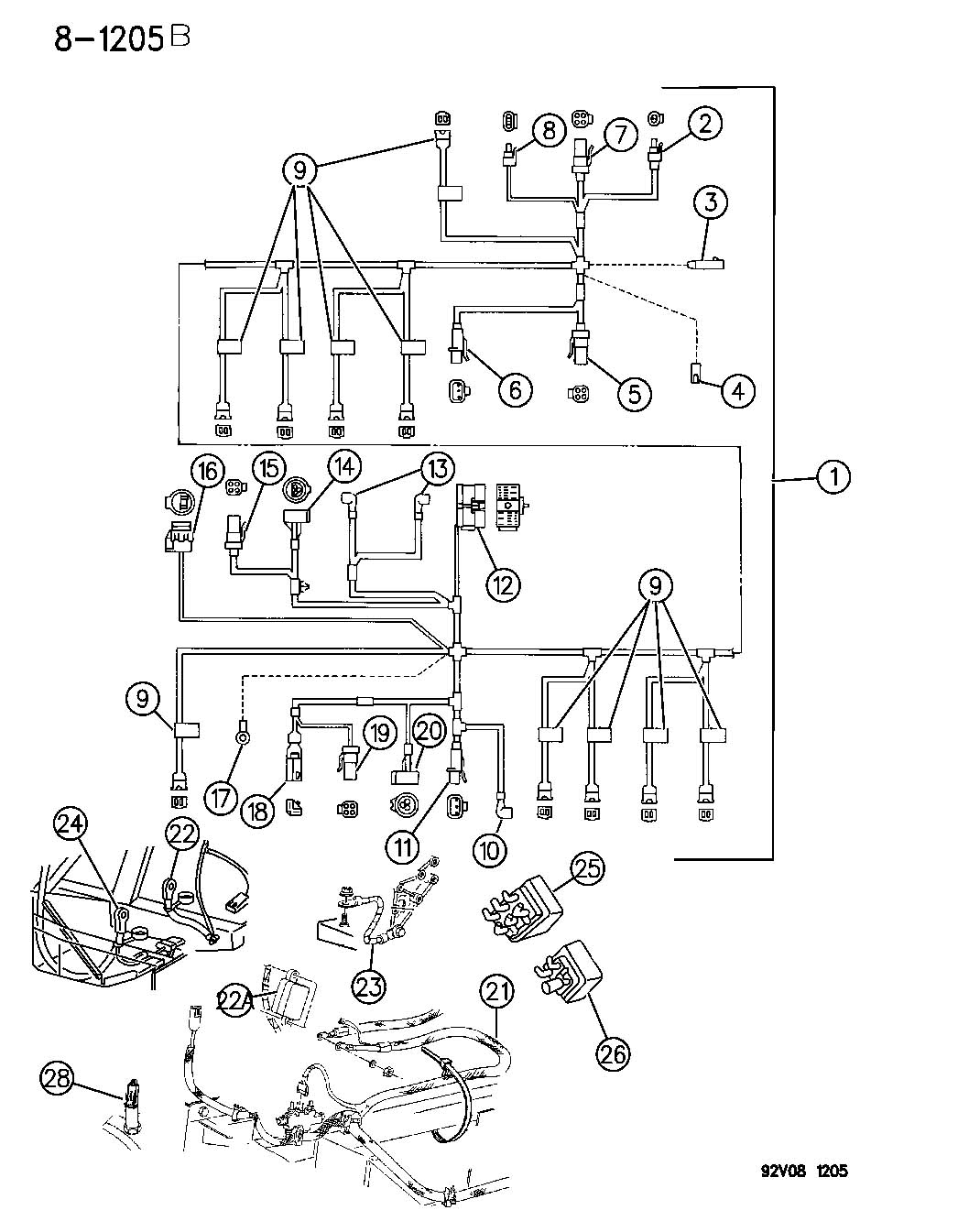 Jeep Cherokee Sending Unit Oil Pressure Engine