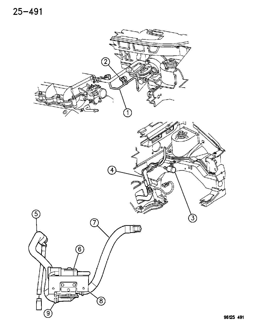 Jeep Liberty Pump Leak Detection Pump Leak
