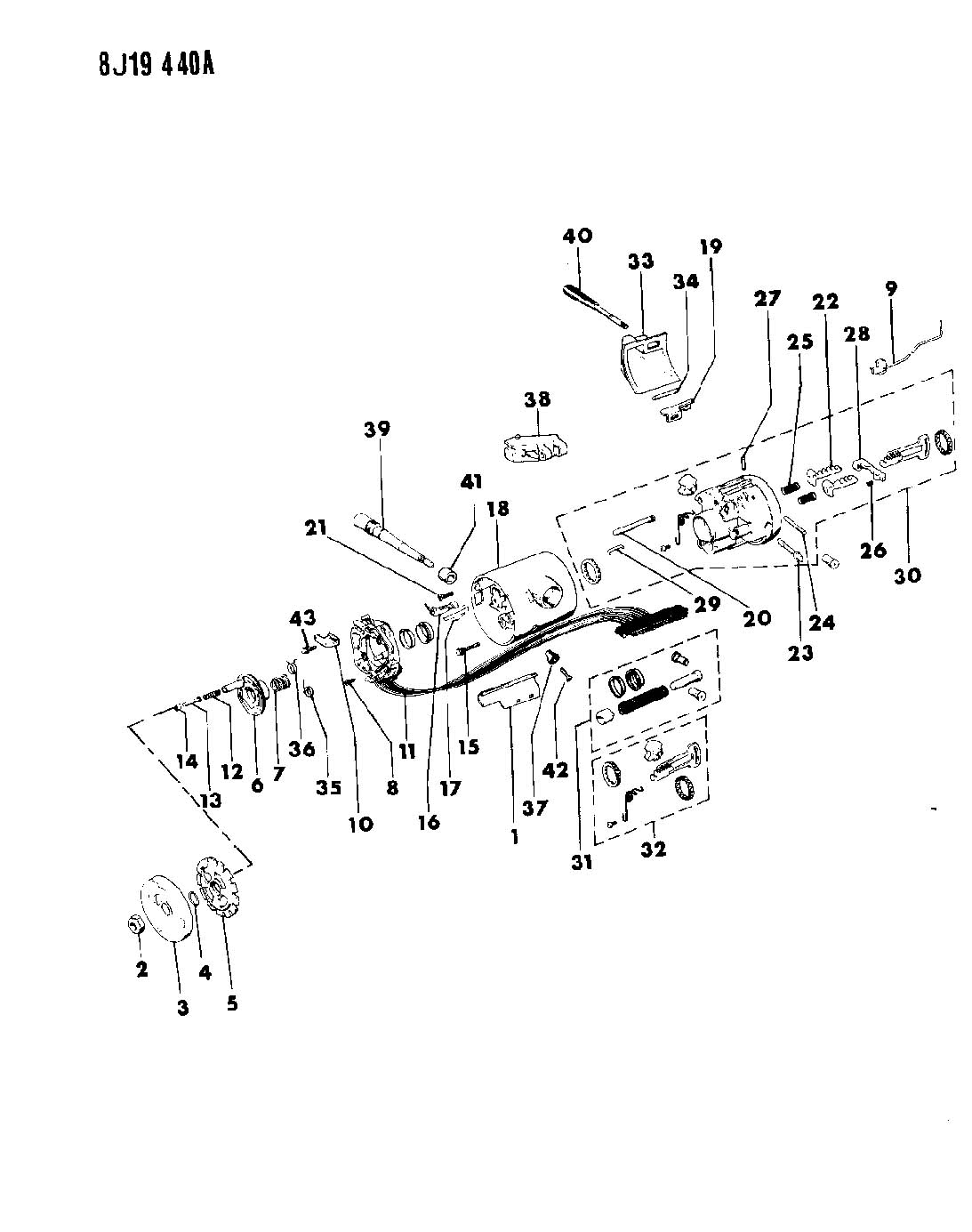 Jeep Cherokee Lever Directional Signal Lever Turn
