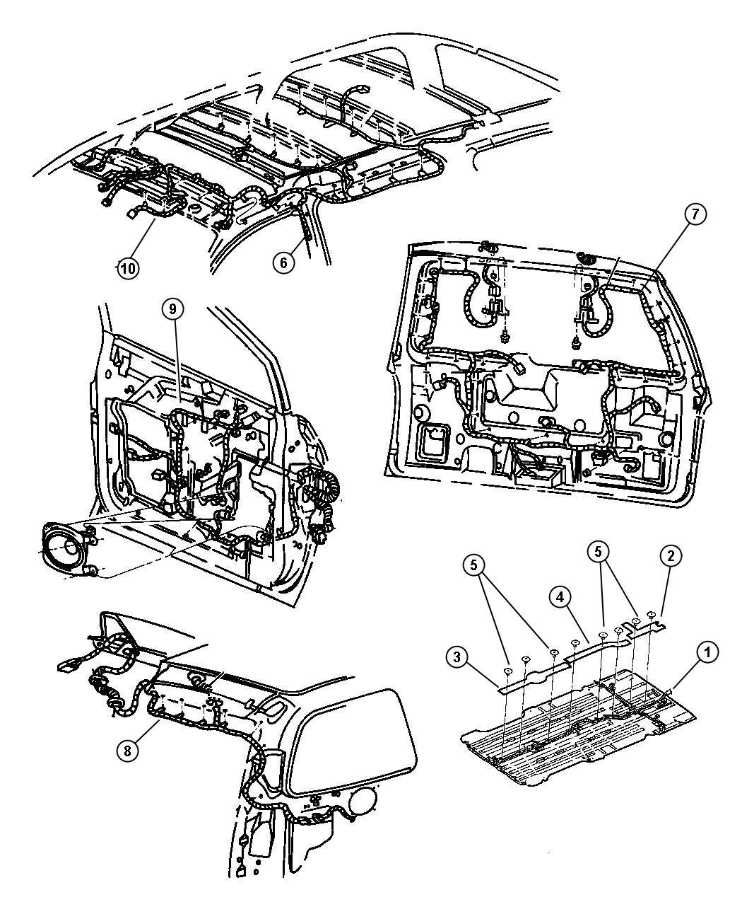 Chrysler Voyager Wiring Radiator Fan Cntiuconnect