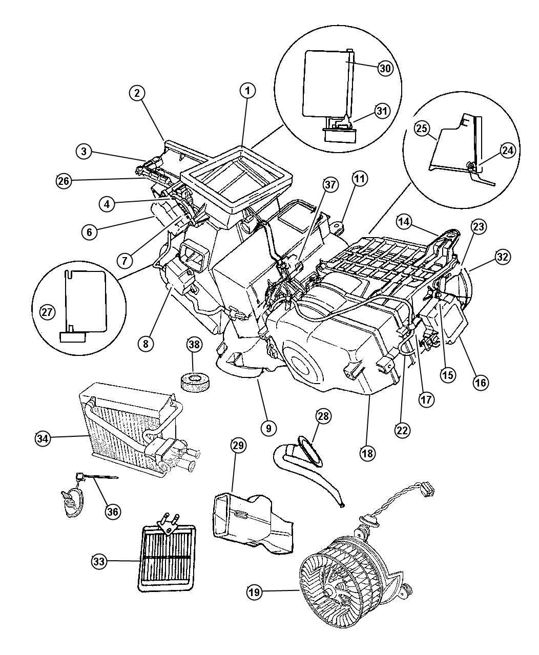 Dodge Blend Door Actuator Calibration   Wiring Diagram Database