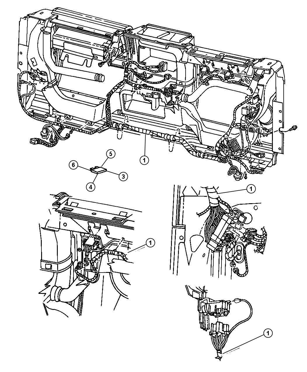 Jeep Grand Cherokee Flasher Usa Canada Engine