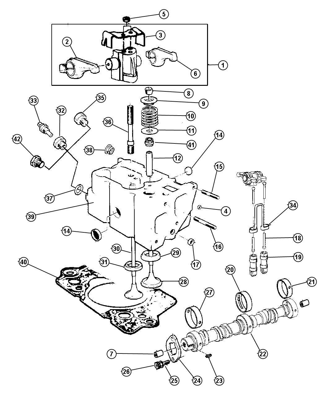 Dodge Stratus Seal Valve Guide Engine
