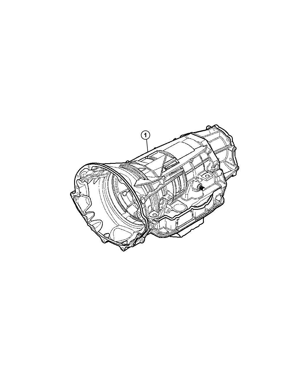 Dodge Ram Transmission Kit Automatic