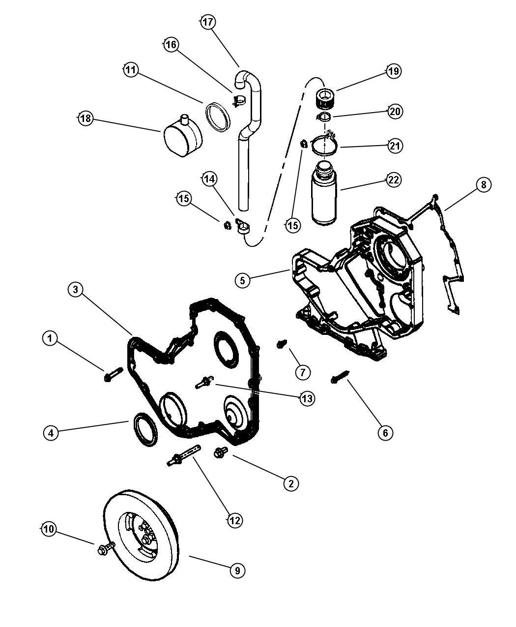 Dodge Ram Clip Strap Canister Export