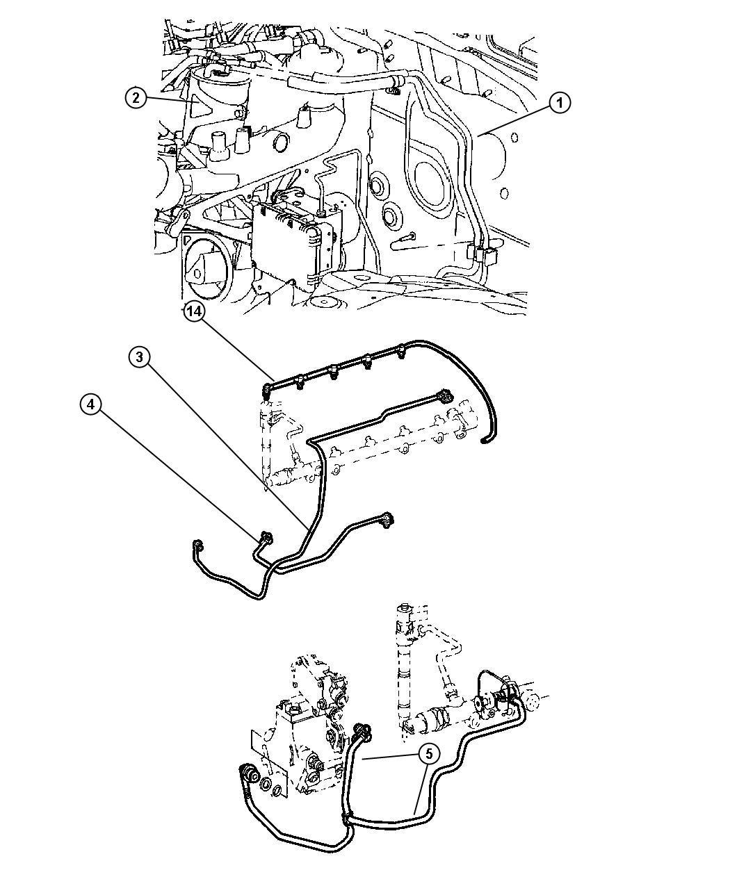 Dodge Avenger Switch System Fuel