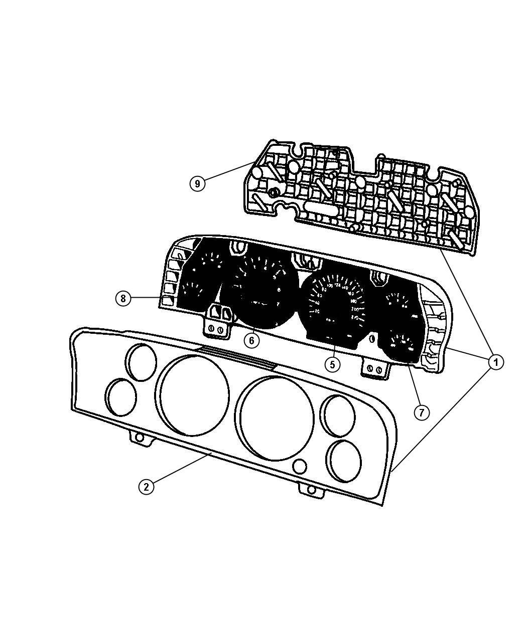 Chrysler Sebring Bulb Pc121 Illumination