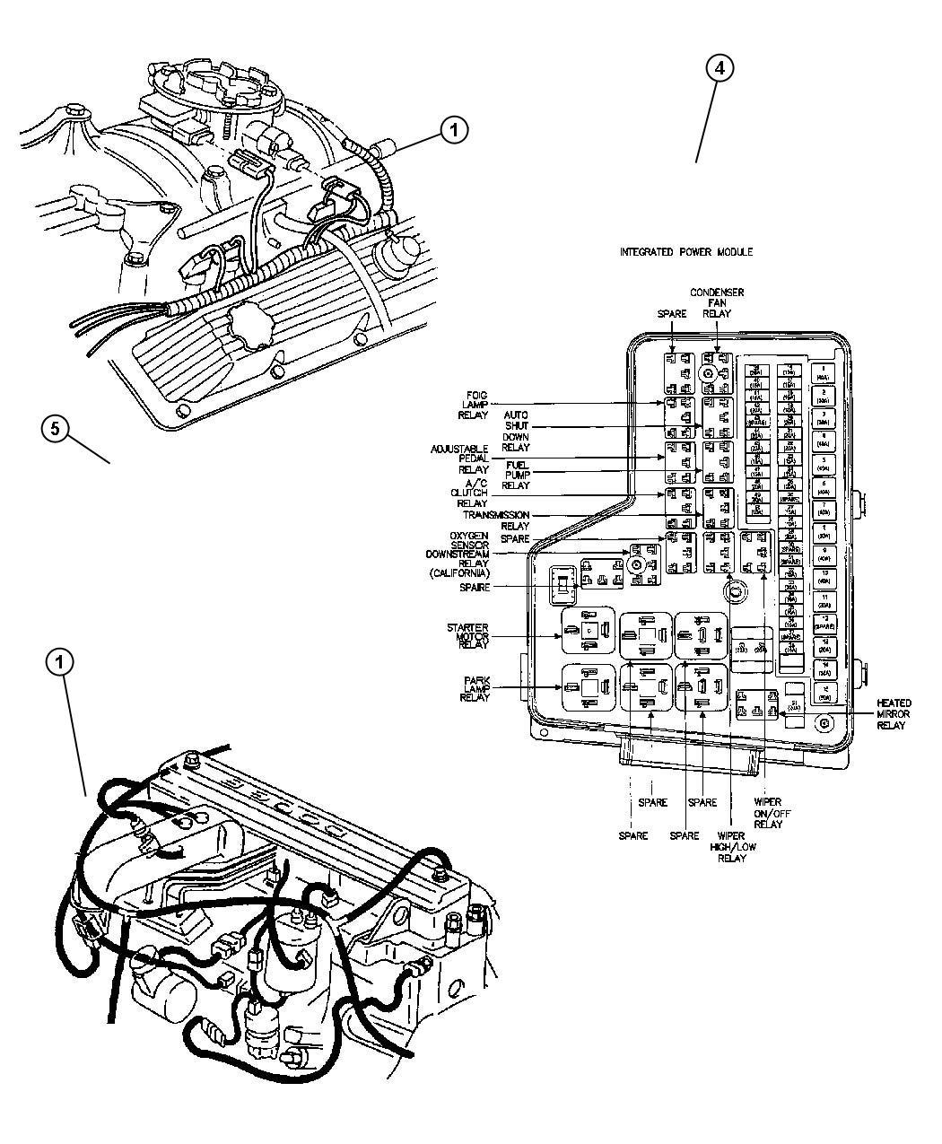 Dodge Ram Wiring Diagram Schematic