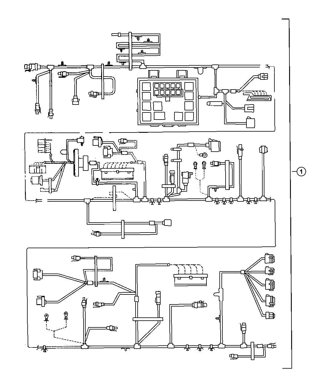 Dodge Sprinter Strap Tie 4 8x151 Mm Harness