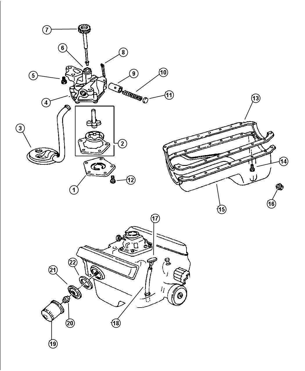 Jeep Liberty Indicator Engine Oil Level