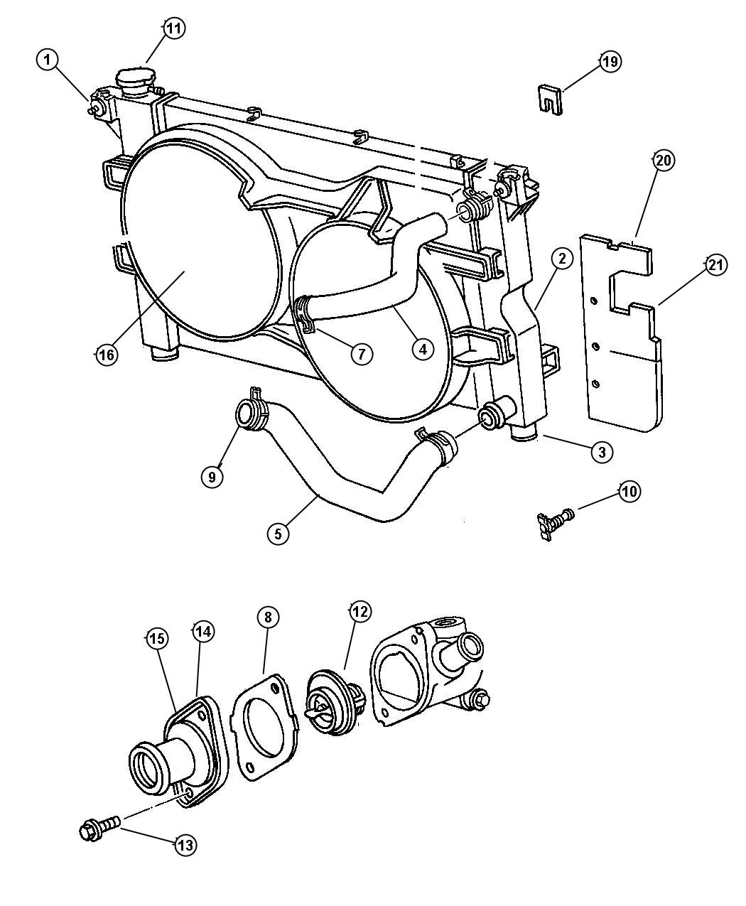 Chrysler Voyager Used For Screw And Washer Hex Head