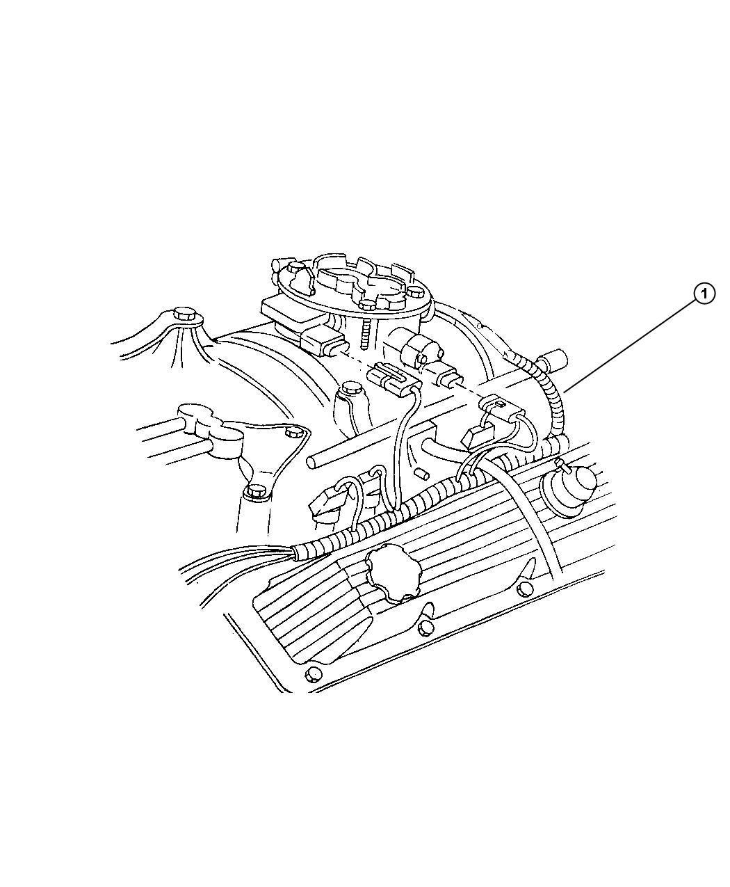 Dodge Ram Wiring Enginesel Emissions