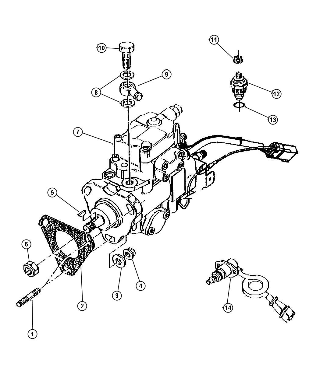 Dodge Ram Bolt Banjo 2 8l I4 Turbosel Engine