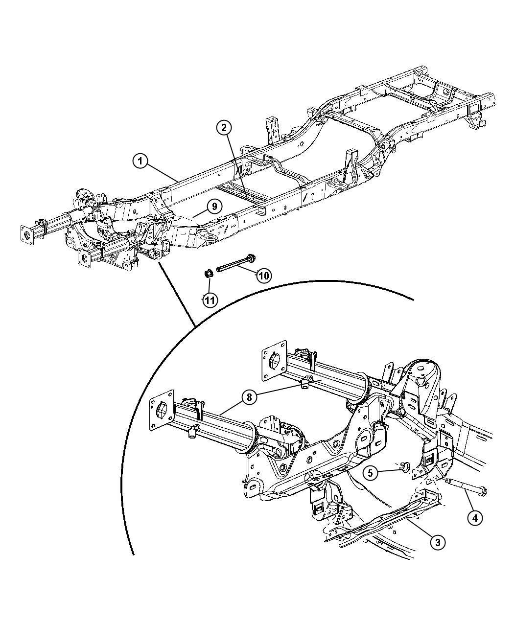 Dodge Dakota Bracket Brake Hose Automatic Engines