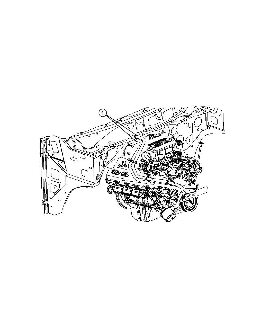 Dodge Ram Hose Heater Heater Supply Supply And