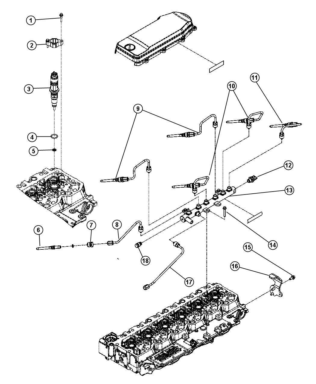 Dodge Ram Clamp Injector