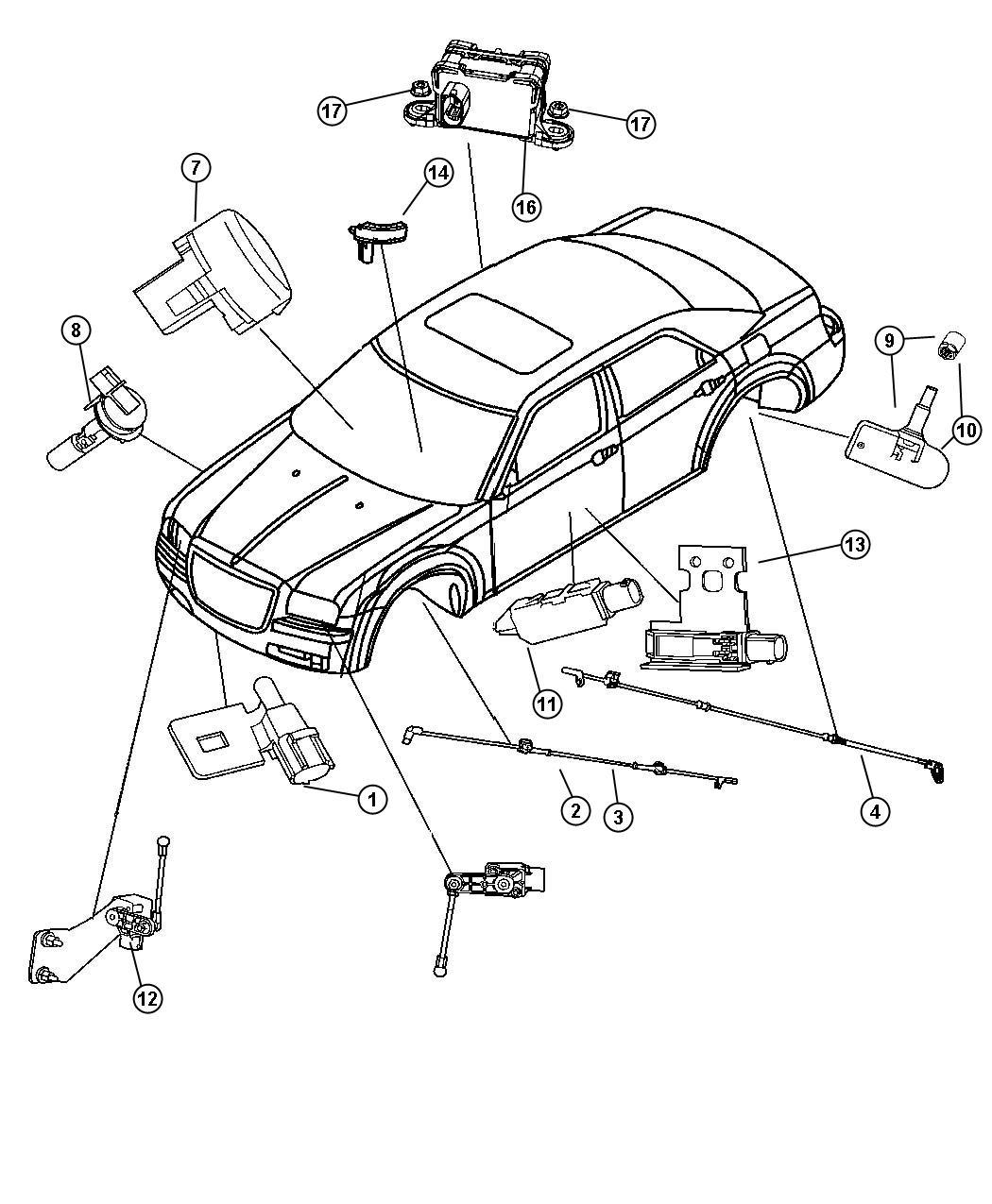 Dodge Magnum Clip Abs Sensor Wiring Wiring Right