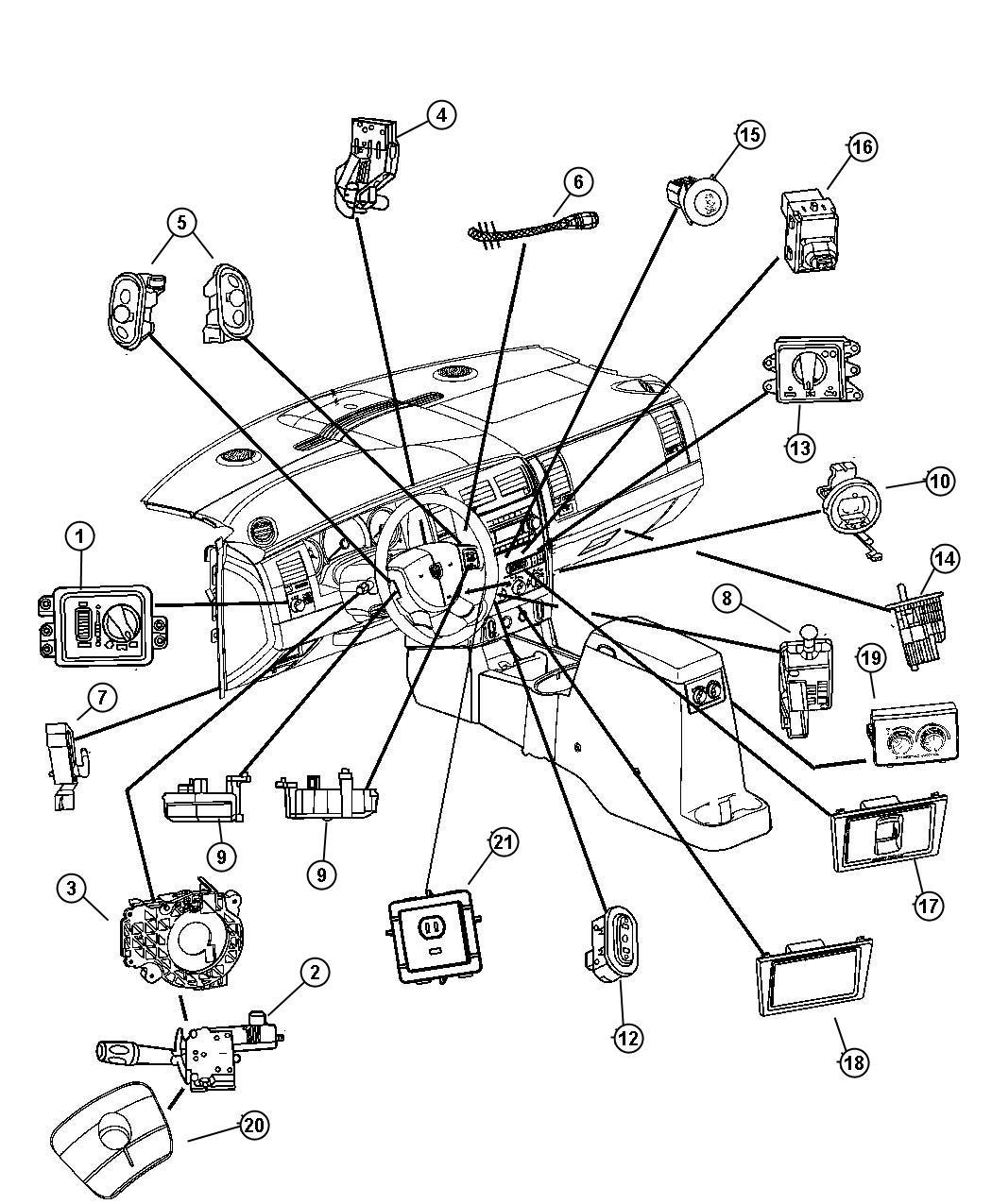 Dodge Durango Clkspring Program Electronic