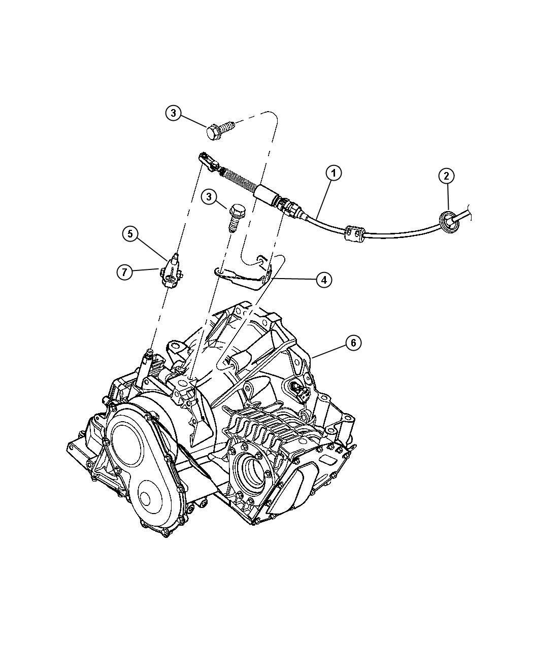 Chrysler Pacifica Trans Pkg With Torque Converter