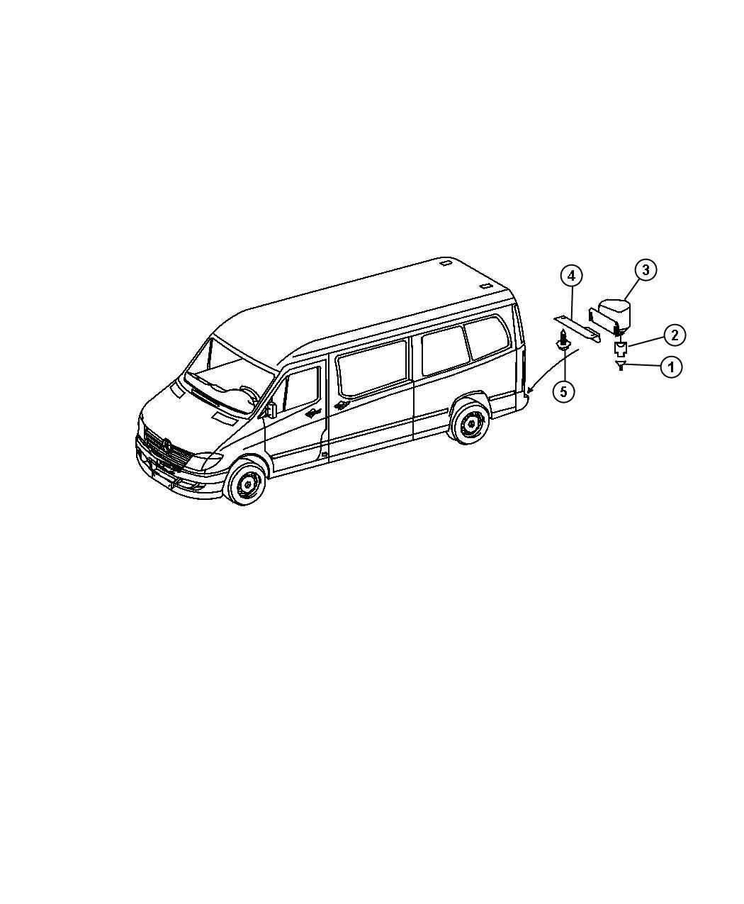 Dodge Sprinter Connector Wiring Repair Audible