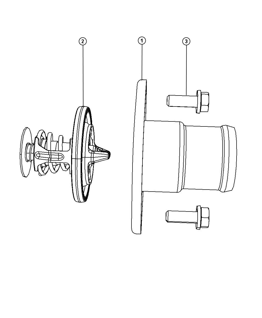 Dodge Ram Screw Used For Screw And Washer Hex Hex