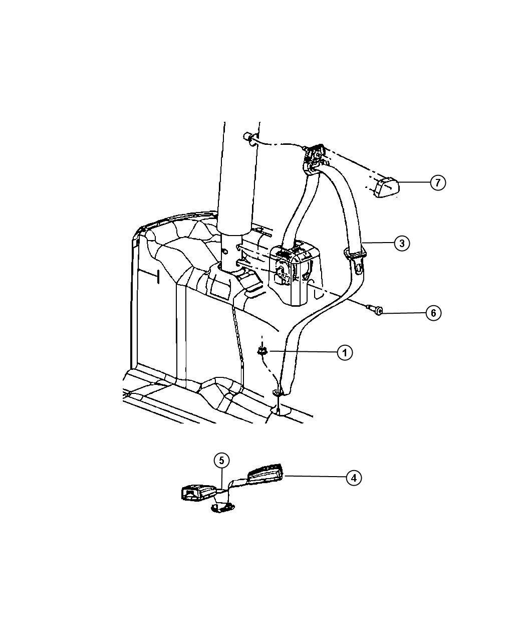 Jeep Wrangler Screw Pan Head 437 20x40 00 Export