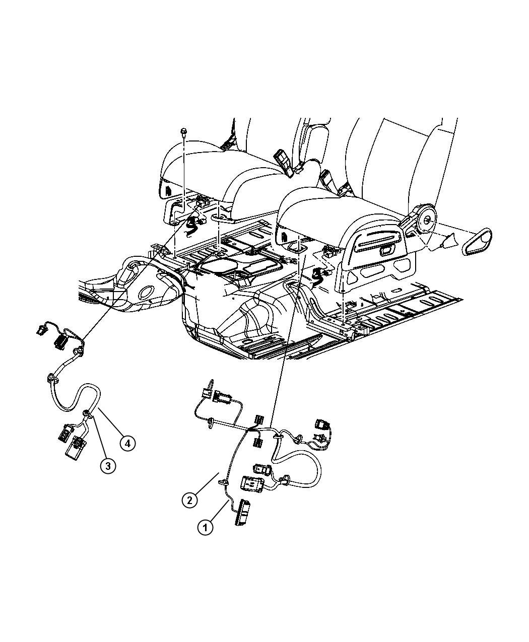 Jeep Liberty Wiring Power Seat Export Power Heated