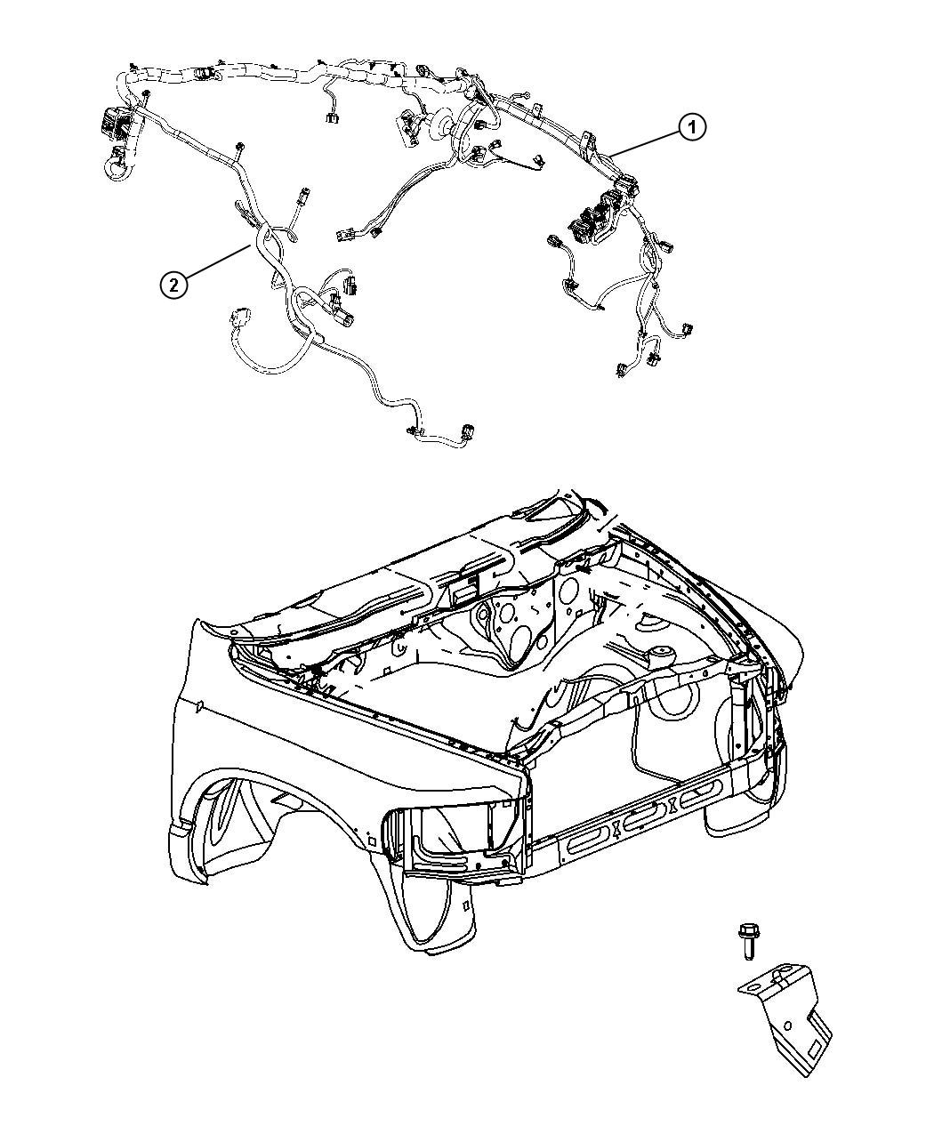 Dodge Ram Wiring Diagram For Stereo