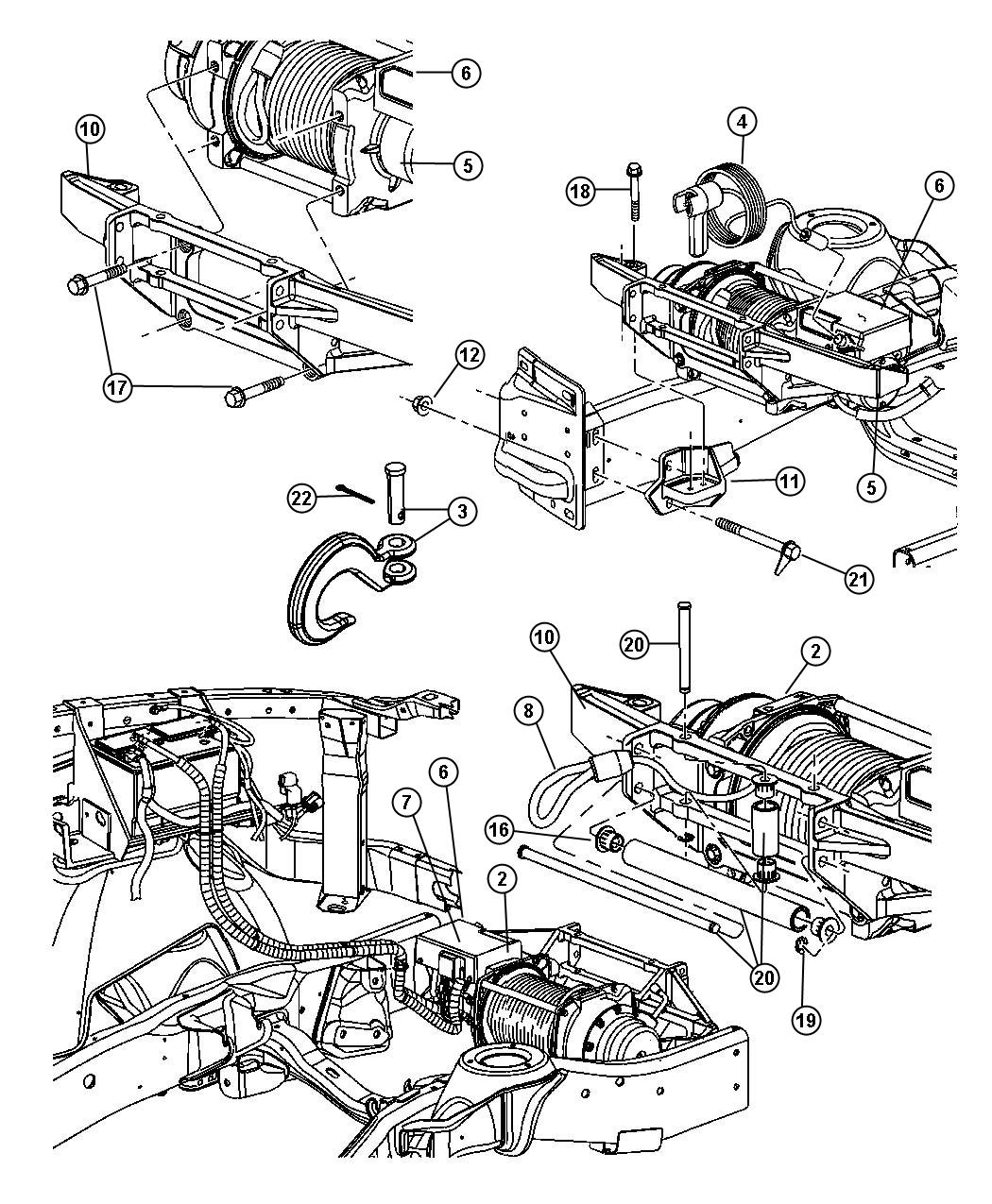 Mounting Winch In A Box | Wiring Diagram Database on