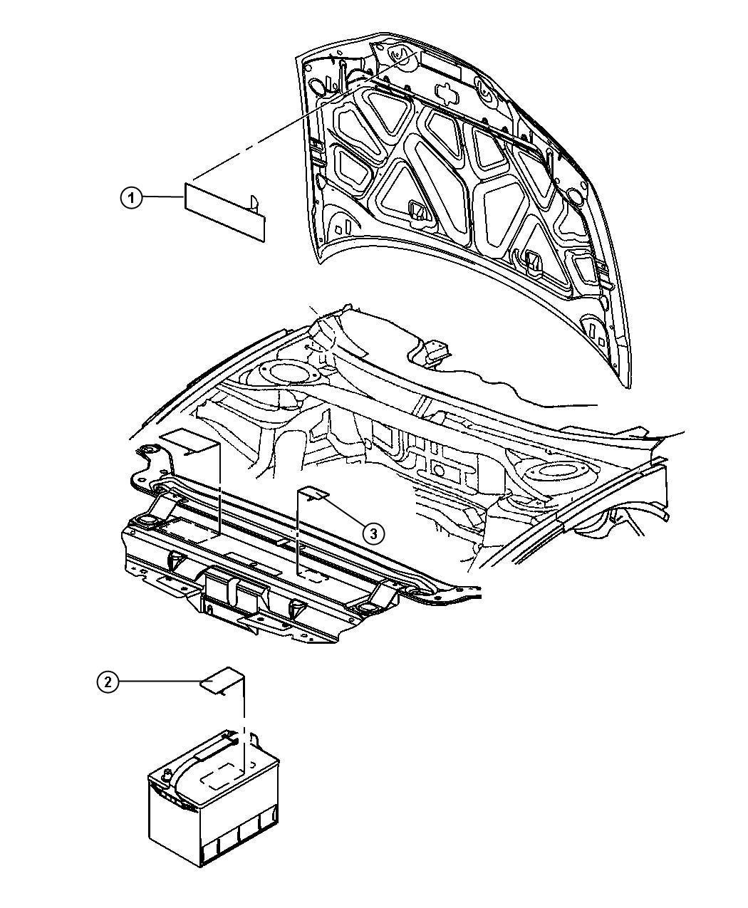 Dodge Challenger Label Veci Label Vehicle Emission